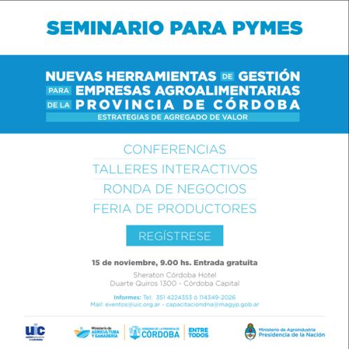 seminario para pymes